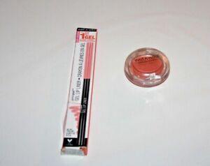Wet N Wild Glassy Gloss #875A + Gel Lip Liner #659D Lot Of 2 New