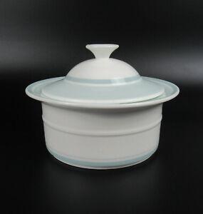 Villeroy & Boch Porzellan Zuckerdose Serie Rondo V&B Porcelain Sugar Pot