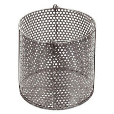 """New listing Marlin Steel Wire Products 00-00368224-81 Basket,Natural,8-1/4"""" ; H,1/8"""" Wire Dia."""