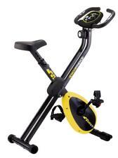 Cyclette Magnetica Salvaspazio MF611 MOVI FITNESS Trasportabile Richiudibile