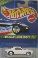 Hot Wheels CUSTOM '67 CAMARO Clone 1995 Treasure Hunt Real Riders Limited!