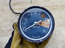 1971 Honda CB500 Four H1501. tachometer tach gauge