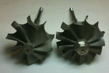 Mhi Tdo4 Tdo4hl 9 Blade Turbine Wheel Shaft 456mm X 52mm