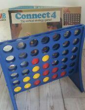 MB CONNECT 4 Vintage Board Game 1976 Complete vintage original