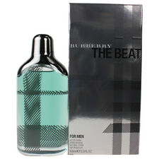 Burberry The Beat by Burberry for Men Aftershave Spray 3.3 oz. New in Box