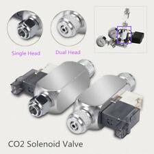 CO2 Magnetic Valve Solenoid Aquarium Low Temp Regulator Cylinder Pressure Relief