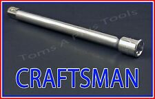 """NEW CRAFTSMAN TOOLS 3/8"""" drive 6"""" ratchet socket extension (FAST FREE SHIPPING)"""
