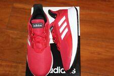 Nwt Boys Adidas Sz 3 Shoes Red Duramo Bb7059