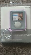 Belkin High Quality Silicone Skin Case for Apple the iPod Nano 3rd Gen
