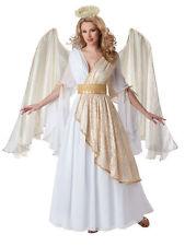 HEAVENLY ANGEL Sz XL Deluxe Women's InCharacter Christmas Heaven Costume