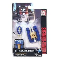 Transformers Generations Titans return Head Master Class Terri-Bull NEW UK Xmas