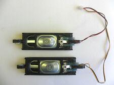 Samsung LE32B460B2WXXU Speaker Pair 8 Ohm 10 Watt BN96-09463A SG04L02BLA
