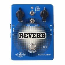 "Biyang RV-12 Electric Guitar Bass Effect Pedal Stereo ""Reverb"" True Bypass"
