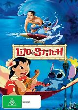 Lilo and Stitch * NEW DVD * (Region 4 Australia)