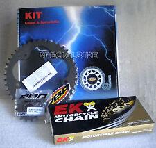 KTM 990 SUPERDUKE R 2008 > 2009 KIT CATENA CORONA PIGNONE PBR RACING PASSO 520