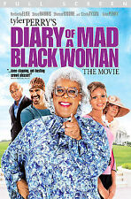 Diary of a Mad Black Woman (DVD, 2005, Full Frame)  New/Sealed