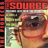 The Source Presents: Hits from the Vault, Vol. 1: The Pioneers (Cassette) NEW
