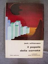 SLAN LIBRA #  8 - JACK WILLIAMSON - IL POPOLO DELLA COMETA - OTTIMO - LIB34