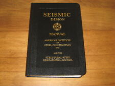AISC & SSEC SEISMIC DESIGN MANUAL SECOND EDITION
