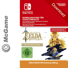 The Legend of Zelda: Breath of the Wild Expansion Season Pass | Nintendo Switch