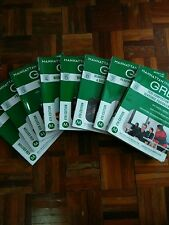 Manhattan Prep Gre. Set of 8 Strategy Guides. Fourth Edition. Printed on 2014.