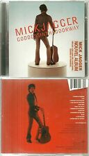 CD - MICK JAGGER : GODDESS IN THE DOORWAY ( THE ROLLING STONES ) / COMME NEUF