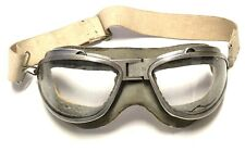 New listing Usaaf An6530 Pilot Flight Goggles Ww2 Wwii Original