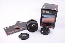 Vivitar 28mm F/2.8 Macro 1:5x SLR Lens - MD Mount