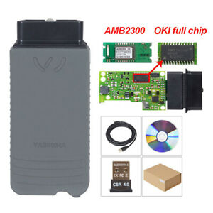 VAS 5054A ODIS V5.1.6 OKI Chip OBD2 Bluetooth Diagnostic Scan Tools Win 7