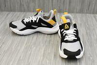 Reebok Sole Fury Adapt DV8923 Running Shoes, Big Boy's Size 3.5M, Gray/Black NEW
