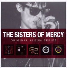 The Sisters of Mercy Original Album Series Floodland 5 Cd's BOXSET 2009 VGC