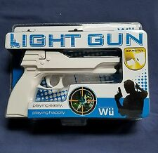 Light Gun Pistol Shooting Sport Video Game for Nintendo Wii Remote Controller SR
