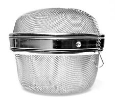 """Jumbo Basket for Parts Holding Cleaning Ultrasonic Steam Cleaner 5"""" -130mm S.S."""