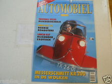 HA-1996-11 MESSERSCHMITT KR200,BMW 328,Z3,LANCIA 037,VAUXHALL VELOX,WAAIJENBERG,