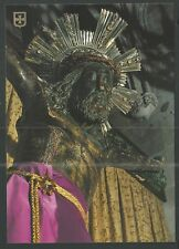 Holy card lamina Santo Cristo de Lepanto andachtsbild santino image pie