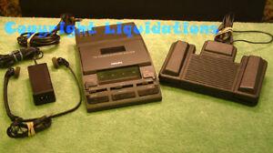 Philips LFH 710 Mini Cassette Transcriber Transcription Dictation Machine LFH710