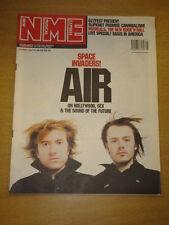 NME 2001 MAY 26 AIR OASIS SLIPKNOT OZZY OSBORNE