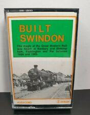 BUILT SWINDON (Steam Train Cassette Tape) : TESTED