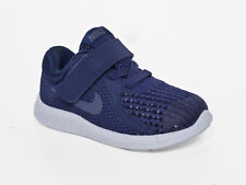 Nike Revolution 4 TDV Blu scuro Sneakers Junior Scarpe da ginnastica Bambino 10c (eur. 27)