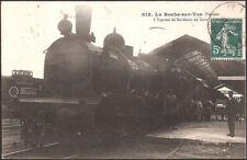 LA ROCHE SUR YON (85) - L'Express de Bordeaux en Gare