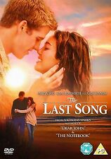 The Last Song Miley Cyrus, Greg Kinnear, Bobby Coleman NEW & SEALED UK R2 DVD