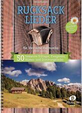 Steirische Harmonika Noten : Rucksack Lieder - 50 bekannte Schlager - le Mittel