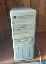 PC Vintage intel pentium a80502-90 GOLD Server Generico Turbo PC Retrò No IBM