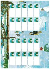 INCOMPLETE PERSONALIZED SHEET  LS34 XMAS 2006 GENERIC SMILERS  SHEET *