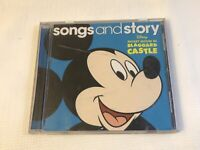Songs And Story Walt Disney Mickey Mouse In Blaggard Castle MUSIC CD kids 2009