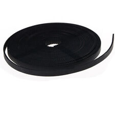 5m GT2-6mm Open Timing Belt Width 6mm Belt Rubbr Fiberglass for 3D Pri Jy