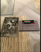 Disney's The Jungle Book (Super Nintendo SNES, 1994) With Manual