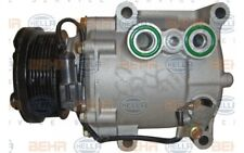 HELLA Compresor aire acondicionado 12V Para FORD FOCUS 8FK 351 113-811