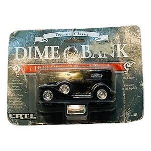1992 Ertl Dime Bank Agway 1930 Chevy Panel Truck