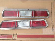 1967 impala tail lights